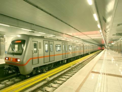 Καθυστερήσεις στο Μετρό - Πώς κινείται αυτή την ώρα