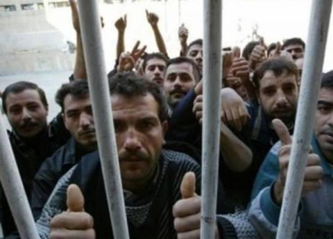 Ανταλλαγή κρατουμένων στη Συρία