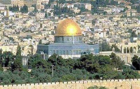 Επίθεση Εβραίων κατά τεμένους και Οθωμανικών κτισμάτων στην Ιερουσαλήμ