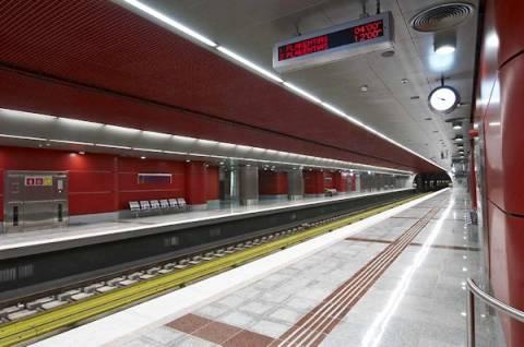 Κανονικά αύριο τα δρομολόγια του μετρό