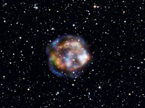 Δείτε την πιο μακρινή έκρηξη σούπερ-νόβα στο σύμπαν
