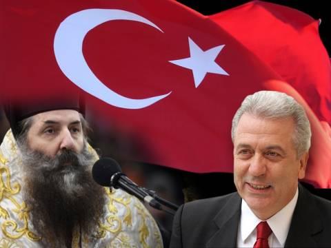 Επιστολή – σοκ από Σεραφείμ σε Αβραμόπουλο για τα τουρκικά προξενεία