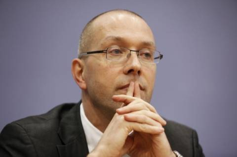 Συγκρατημένα αισιόδοξος ο Άσμουσεν για την κατάσταση στην ευρωζώνη