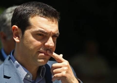 Τσίπρας: Τάση στασιμότητας στη δυναμική του ΣΥΡΙΖΑ