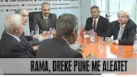 Rama: Είμαστε το μόνο κόμμα που στο πρόγραμμα μας έχουμε το «τσάμικο»