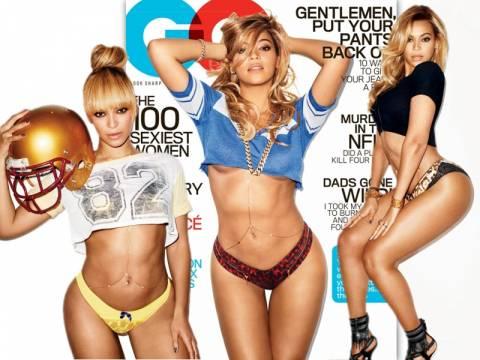 Η sexy φωτογράφηση της μαμάς Beyonce στο GQ