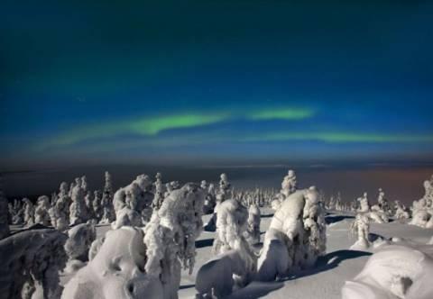 Δείτε «φυσικά» έργα τέχνης από το λαπωνικό χειμώνα! (pics)