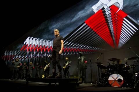 Ο Roger Waters και το «The Wall» επιστρέφουν στην Ελλάδα
