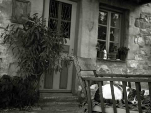 Eύβοια: Πάγωσε μόλις αντίκρισε την πόρτα του σπιτιού της