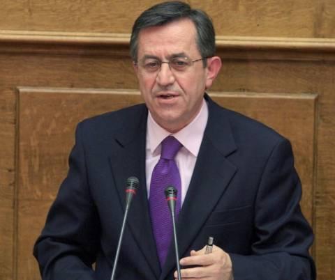 Νικολόπουλος: Μνημονιακό πλυντήριο η Βουλή