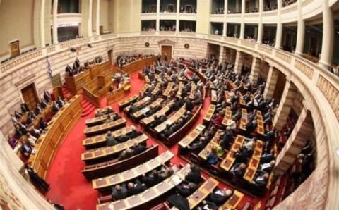Απορρίφθηκε η ένσταση αντισυνταγματικότητας ΣΥΡΙΖΑ και ΑΝ.ΕΛ.