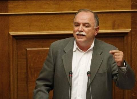 Παπαδημούλης: Η λάσπη κατά του ΣΥΡΙΖΑ παίζει το παιχνίδι της βίας