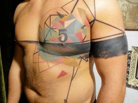 Κι όμως αυτά τα τατουάζ δεν είναι photoshop!