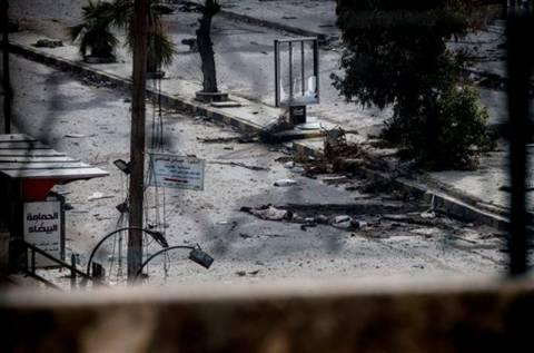 Έκρηξη σε πανεπιστήμιο στη Συρία – 15 νεκροί