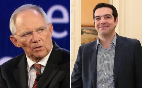 Reuters: Ο Σόιμπλε «δάγκωσε γρανίτη» με τον Τσίπρα