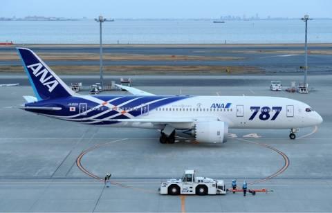 Ιαπωνία: Καθηλωμένα στο έδαφος για έλεγχο όλα τα  Μπόινγκ 787