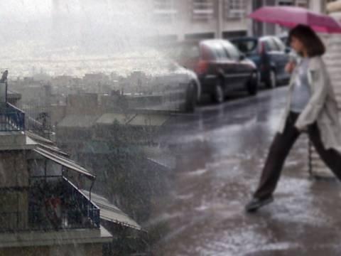Ραγδαία επιδείνωση του καιρού - Πού θα «χτυπήσει» η κακοκαιρία