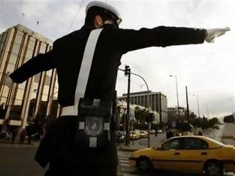 Κυκλοφοριακές ρυθμίσεις στο κέντρο της Αθήνας την Πέμπτη