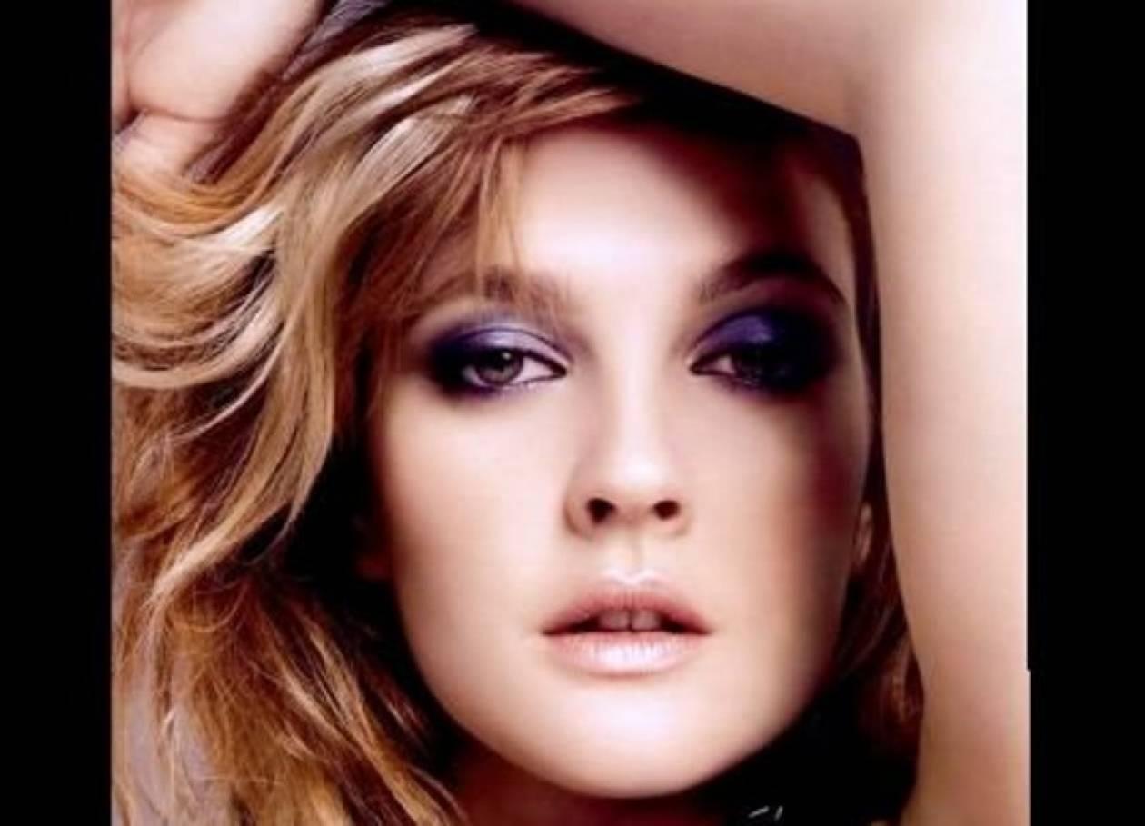 Drew Barrymore: Είμαι η μεγαλύτερη λάτρης του μακιγιάζ στον πλανήτη