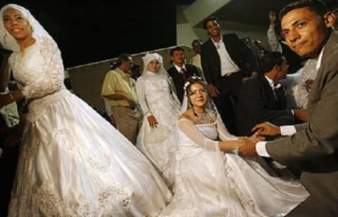 Δίνουν δάνεια για γάμο για να μειωθούν οι ανύπαντρες γυναίκες!