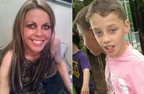 10χρονος «έφυγε» στην αγκαλιά της μητέρας του, μέσα στο ασθενοφόρο