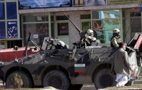 Aποχωρούν οι Βούλγαροι από το Αφγανιστάν