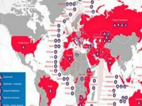 Αποκαλύφθηκε παγκόσμιο δίκτυο ψηφιακής κατασκοπείας