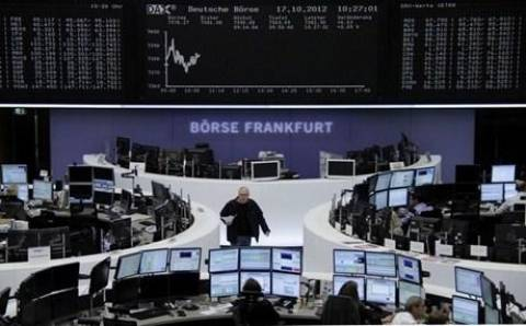 Ευρωπαϊκά Χρηματιστήρια: 'Ανοιγμα με άνοδο