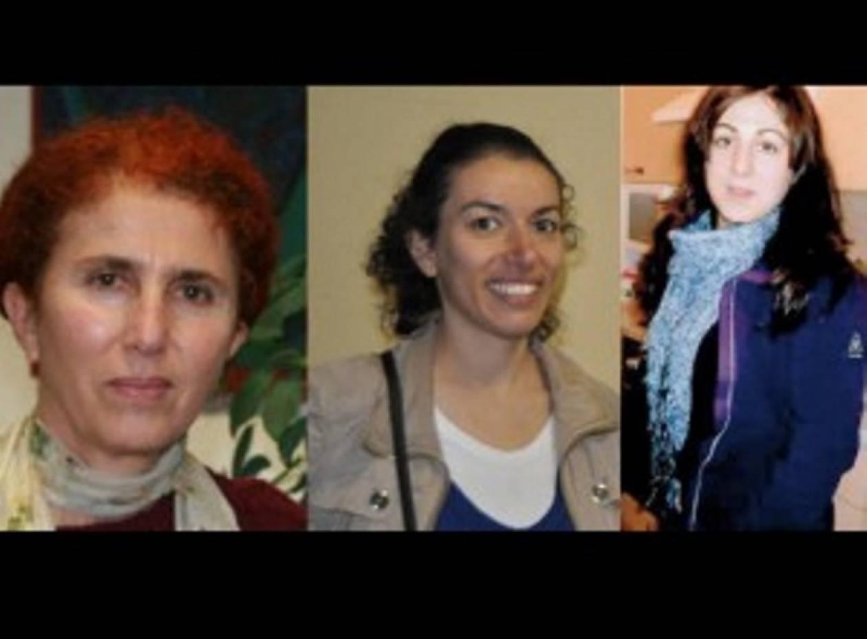 Συλλήψεις για τις δολοφονίες των τριών ακτιβιστριών