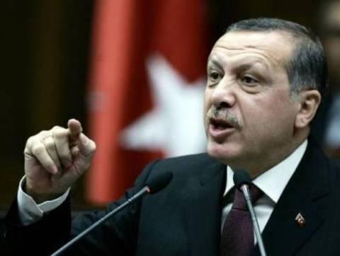 Ερντογάν: Δεν υποχωρούμε ούτε βήμα απέναντι στους Κούρδους