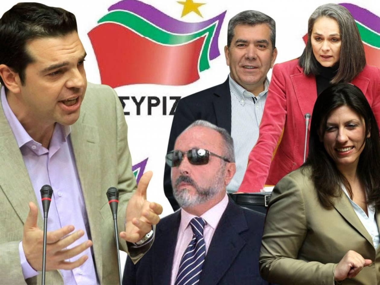 Βαρομετρικό χαμηλό στα εσωκομματικά του ΣΥΡΙΖΑ