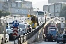 Χάος στους δρόμους της Αθήνας - Πού έχει μποτιλιάρισμα (pics)