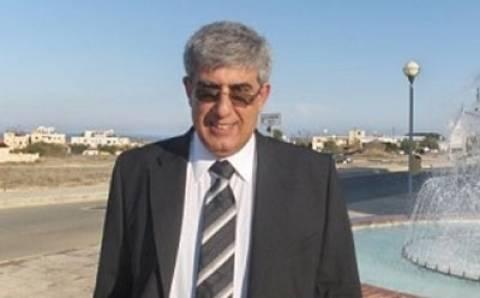 Απεβίωσε το πρωί ο Δήμαρχος Αγίας Νάπας Αντώνης Τσόκκος