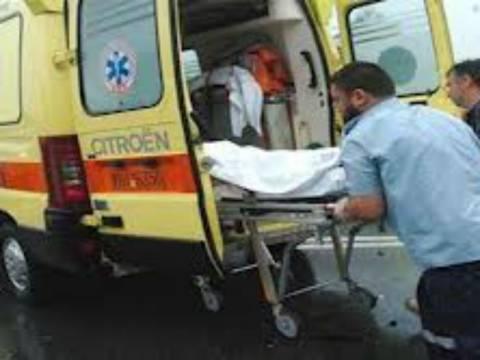 Καραμπόλα στην Εγνατία: Έγκυος μεταφέρεται σε νοσοκομείο