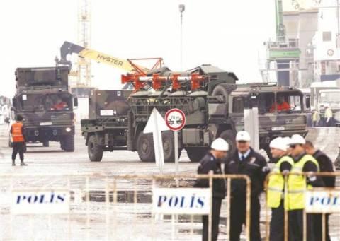 Τούρκοι διαδήλωσαν κατά των γερμανικών Patriot