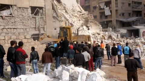 Συρία: Ξεκληρίστηκε οικογένεια στο Χαλέπι