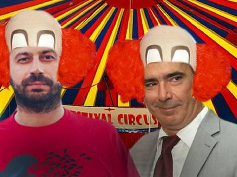 Το τσίρκο της διαπλοκής παίζει «Διαμαντόπουλο»