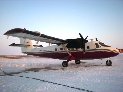 Αγνοείται μικρό αεροσκάφος κοντά στο Νότιο Πόλο