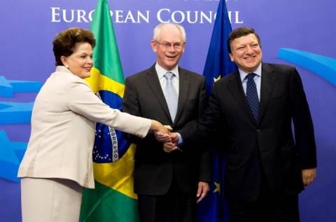 Εμπορική συμφωνία μεταξύ Ευρωπαϊκής Ένωσης και Βραζιλίας