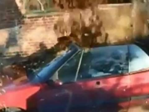 Βίντεο: Δείτε τι έκανε στη γυναίκα του όταν ανακάλυψε ότι τον απατά!