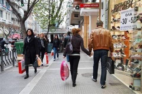 ΕΣΕΕ: Οι απεργίες μείωσαν και την εμπορική κίνηση παρά τις εκπτώσεις