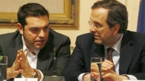 «Πόλεμος» δηλώσεων μεταξύ ΝΔ-ΣΥΡΙΖΑ