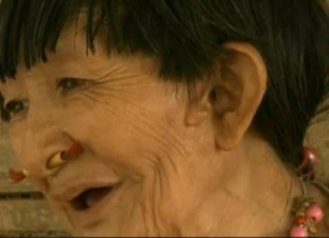 Βίντεο: Γνωρίστε μία φυλή ιθαγενών που απειλείται με εξαφάνιση