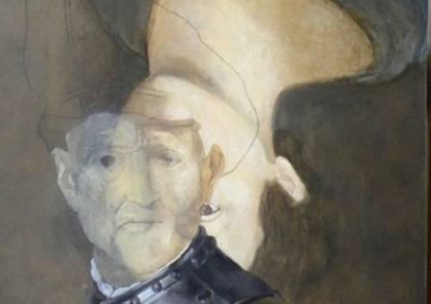 Kρυμμένος πίνακας κάτω από έργο 380 ετών!