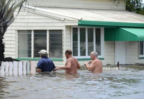 Βίντεο: Πλημμύρησε η βόρεια Αυστραλία