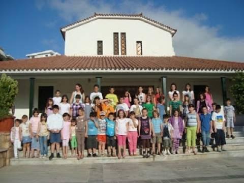Αγ.Σαράντα: Aυξάνονται τα παιδιά Ομογενών στο Κατηχητικό