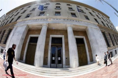 ΤτΕ: Στο -4% ο ρυθμός πιστωτικής επέκτασης το Δεκέμβριο