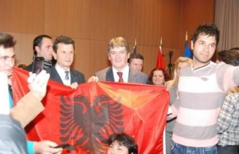 Δημιουργία παραρτήματος του αλβανικού κόμματος FRD στην Αθήνα
