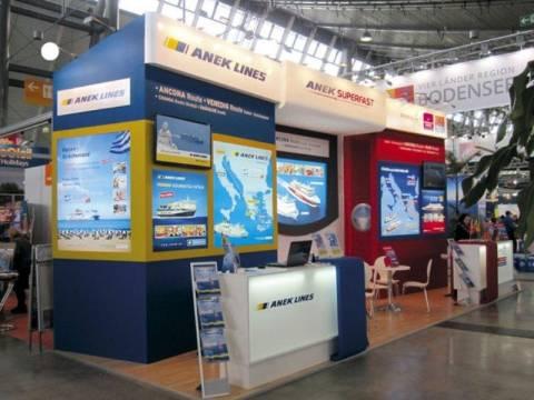 Η ΑΝΕΚ εκπροσωπεί τον ελληνικό τουρισμό στις ευρωπαϊκές εκθέσεις