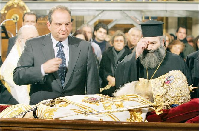 Χριστόδουλος: Ο Αρχιεπίσκοπος όλων των Ελλήνων